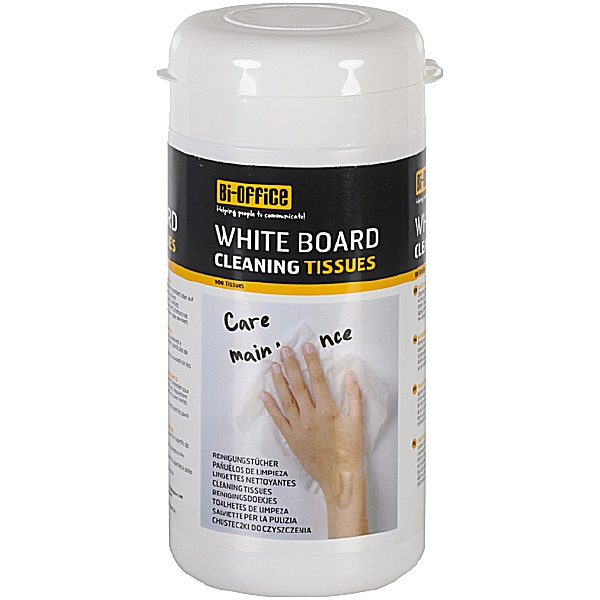White Board Cleanning Tissues 100