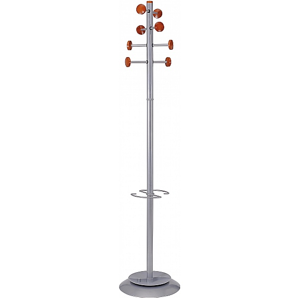 Button Coat Stand