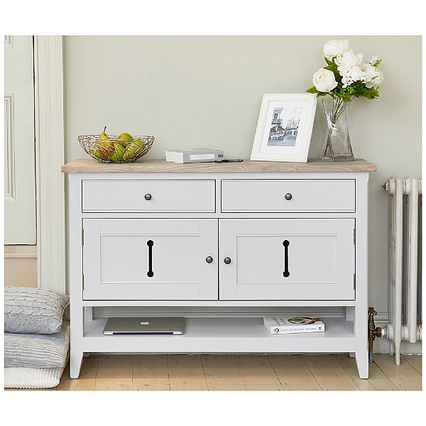 Autograph Solid Wood Small Sideboard