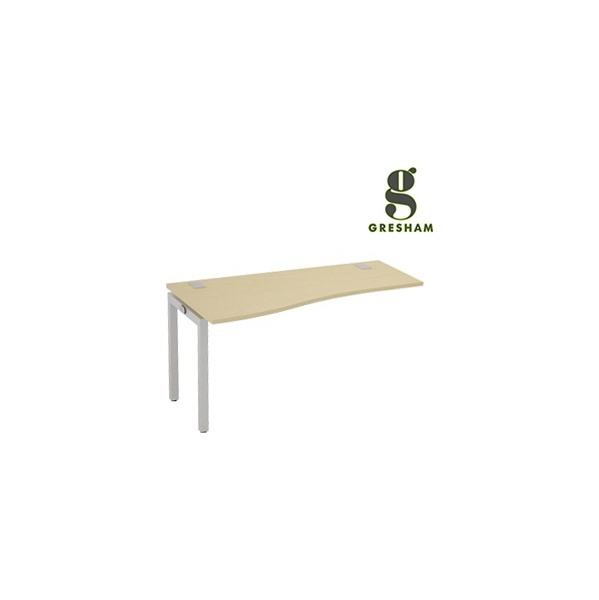 Gresham Bench� Straight Leg Fixed Top Wave Add On