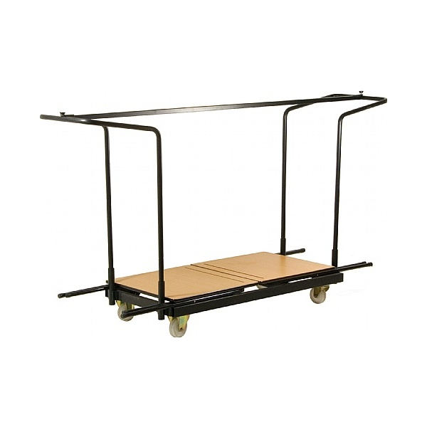 Essentials Folding Exam Desk Trolley