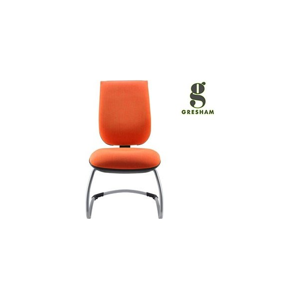 Gresham Move Up Cantilever Visitor Chairs