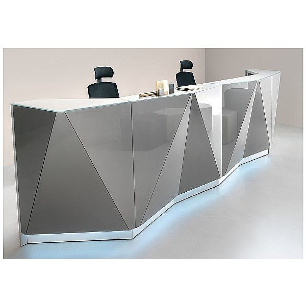 Gallery Reception Desk