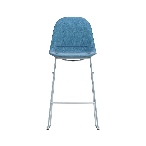 Gresham LC11 Sled Base Upholstered Stool