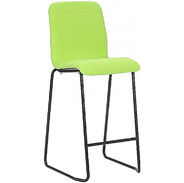 Summit Ultra Skid Base High Back Tall Stool