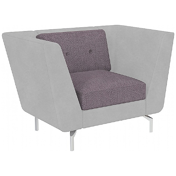 Summit Deco Reception Armchair