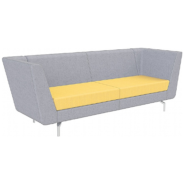 Summit Lilo Three Seater Reception Sofa