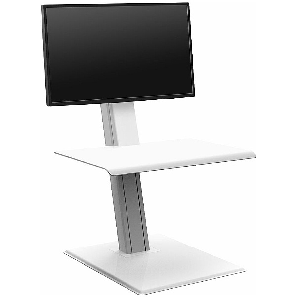 Humanscale Quickstand Eco Single Monitor Solution