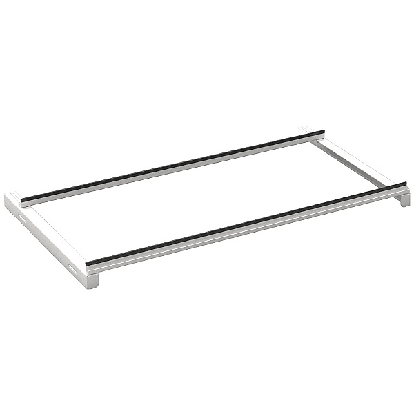 NEXT DAY Eclipse Essential Lateral Filing Frame for Cupboard