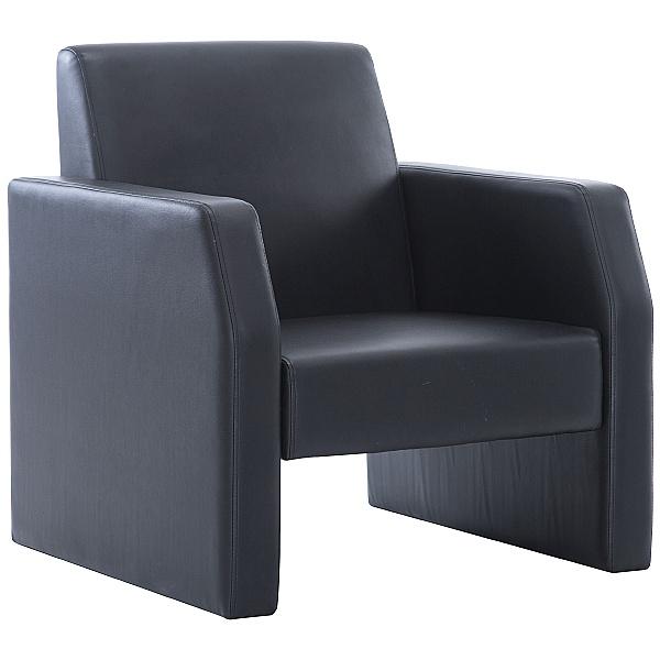 Rest Bonded Leather Armchair
