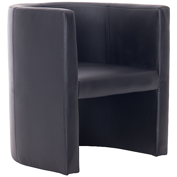 Cardiff Bonded Leather Tub Chair