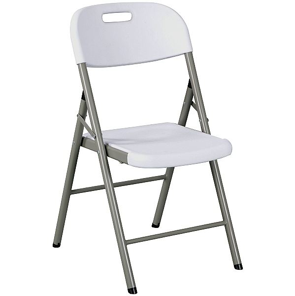 Atlantic Poly Folding Chairs (Pack of 2)