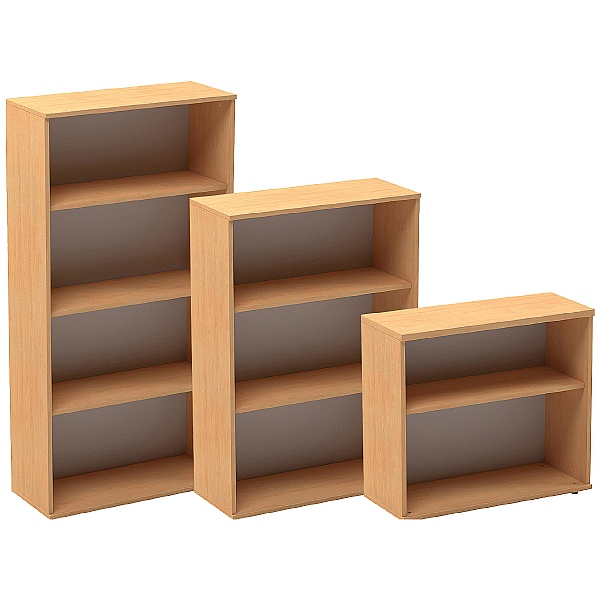 NEXT DAY Nova Essential Office Bookcases