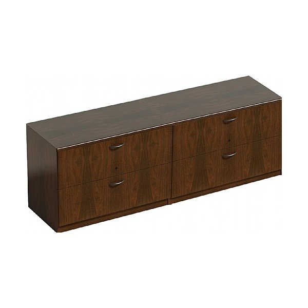 Corniche Four Drawer Side Filer