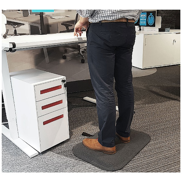 Comfort Spot Anti-Fatigue Sit-Stand Mat