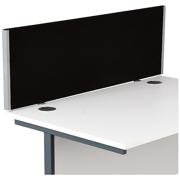 NEXT DAY Karbon Desk Mounted Partition Screens