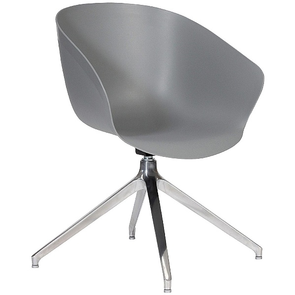 Summit Scoot Polypropylene Pyramid Base Chair