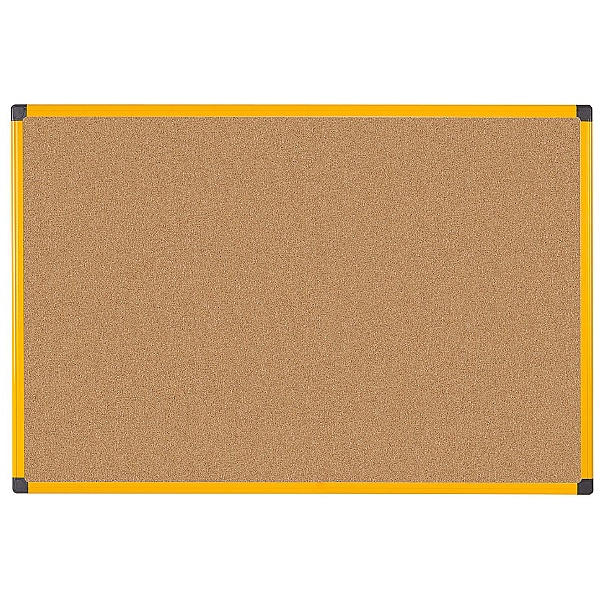 Bi-Office Industrial Ultrabrite Cork Board