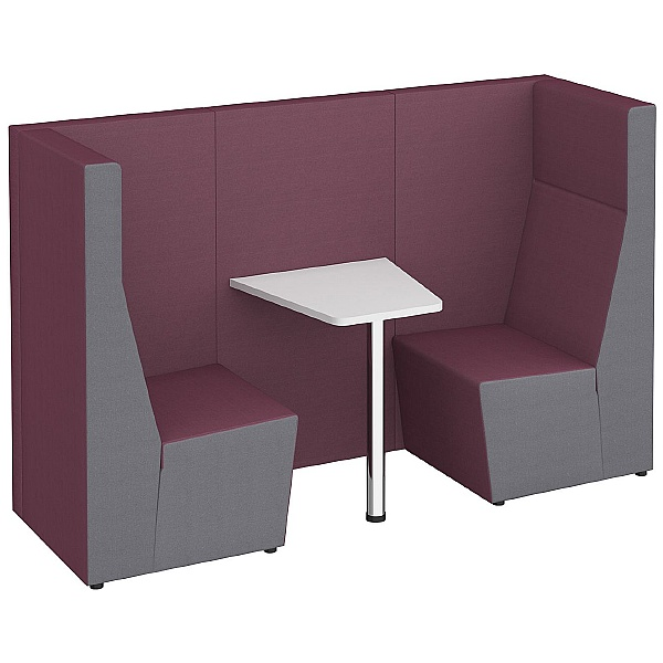 Alliance High Back Booths