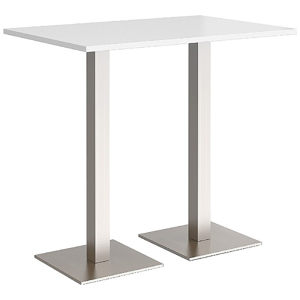 Garda Rectangular Poseur Tables