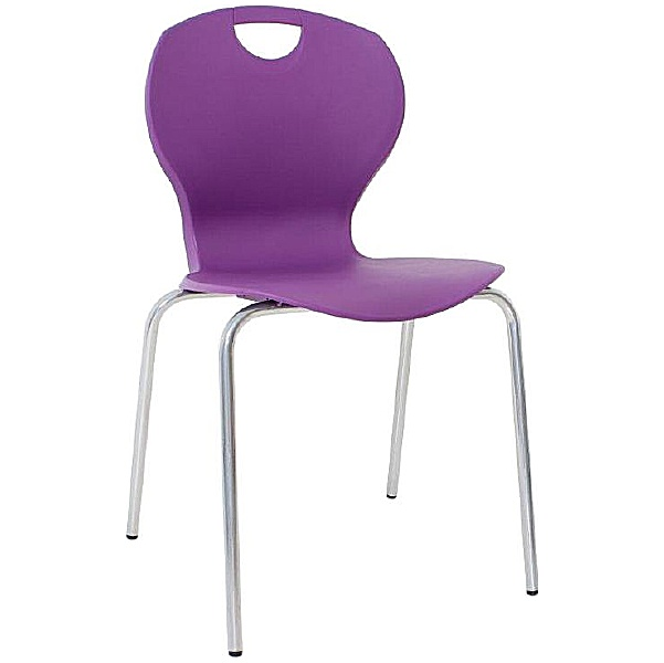 Evo Four Leg Bistro Chair