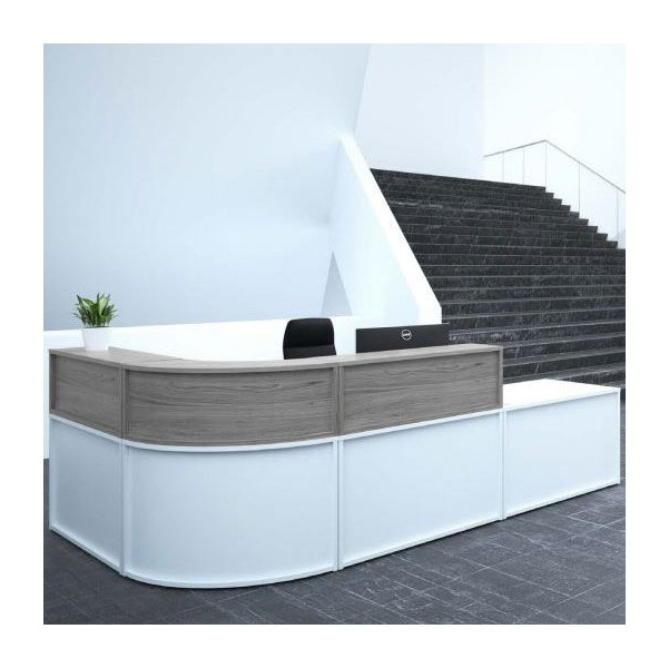 Flex Modular Reception Desk