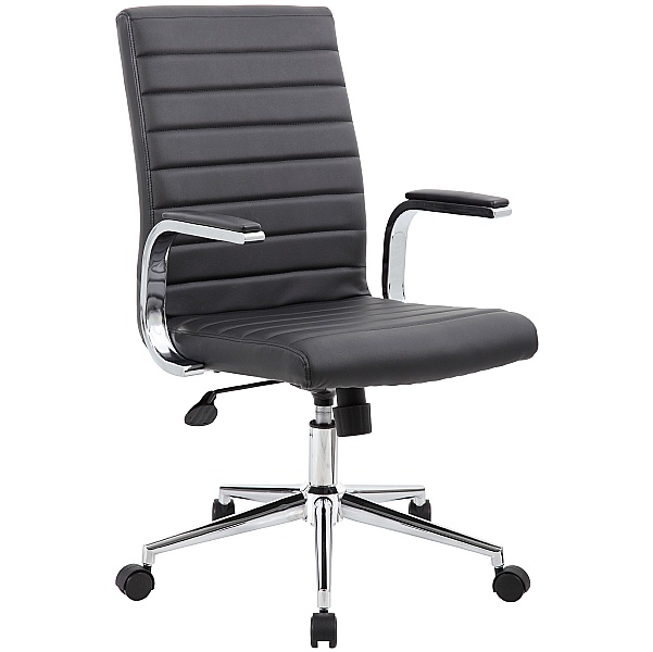 Roma Bonded Leather Manager Chair