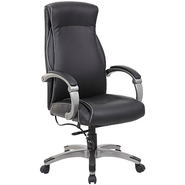 Delta Synchro Bonded Leather Posture Chair
