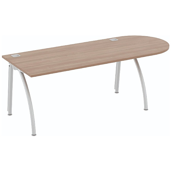 Elite Callisto A-Frame D-End Rectangular Desks