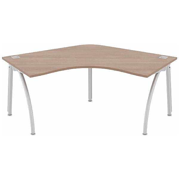 Elite Callisto A-Frame 120 Degree Desks