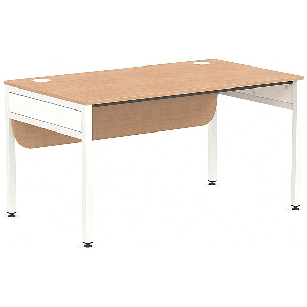 NEXT DAY Ratio Single Bench Desk