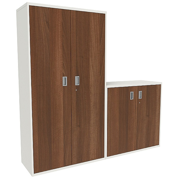 Silverline Sync Office Cupboards