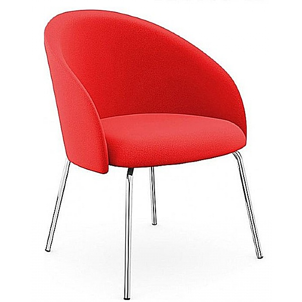 Komac Chill 4 Leg Chairs