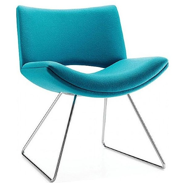 Komac Jolly Skid Base Chair