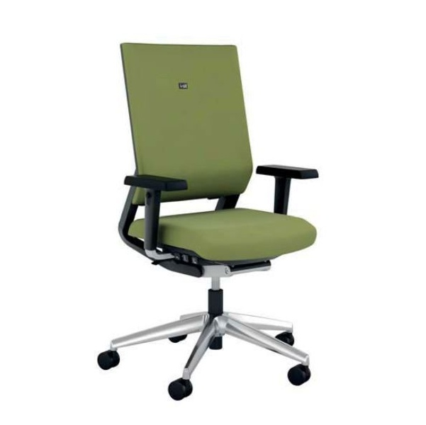Elite I-Sit 24 Hour Upholstered Task Chair