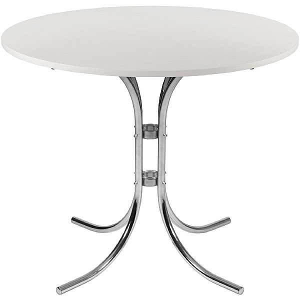Urban Bistro Table White