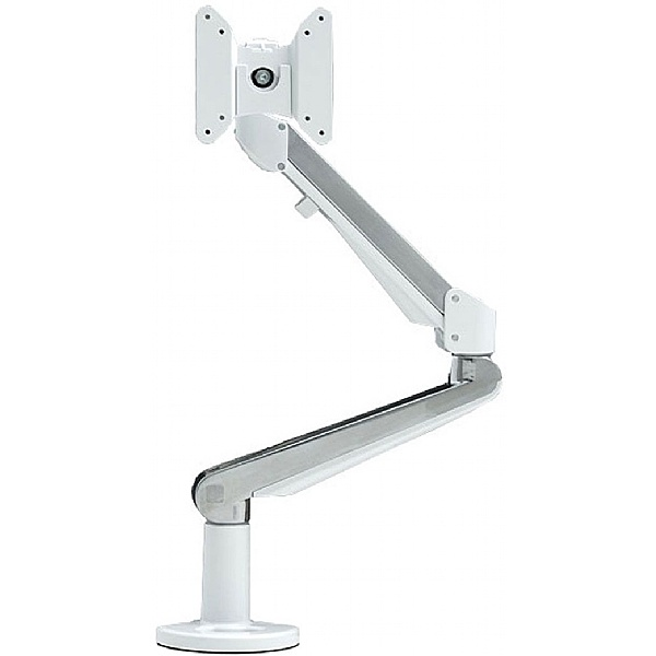 Ascend Dual Beam Gas Assisted Monitor Arm Front