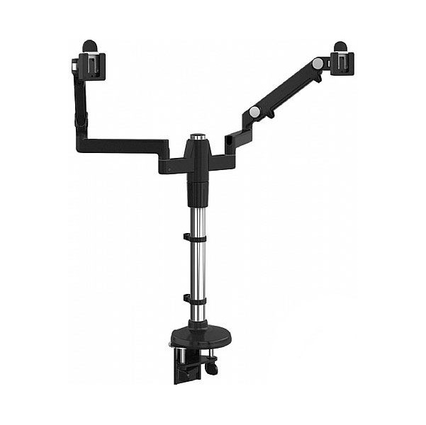 Humanscale M/Flex Dual Monitor Arms Black
