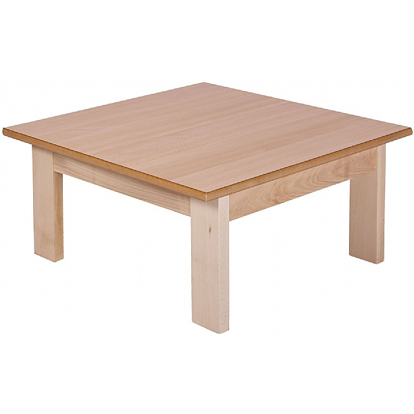Deluxe Solid Beech Wooden Coffee Table
