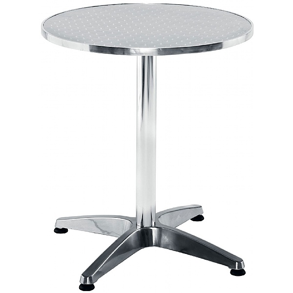 Crowne Aluminium Bistro Table