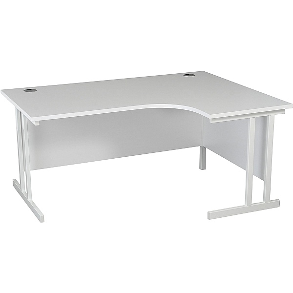 NEXT DAY Karbon K3 Ergonomic Deluxe Cantilever Desk