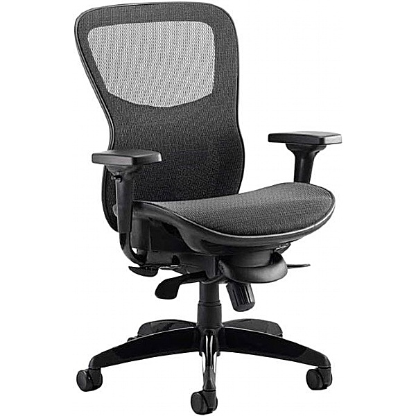 Raptor Mesh and Fabric Office Chair