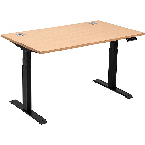 NEXT DAY Karbon Dual Motor Electric Height Adjustable Sit-Stand Desk