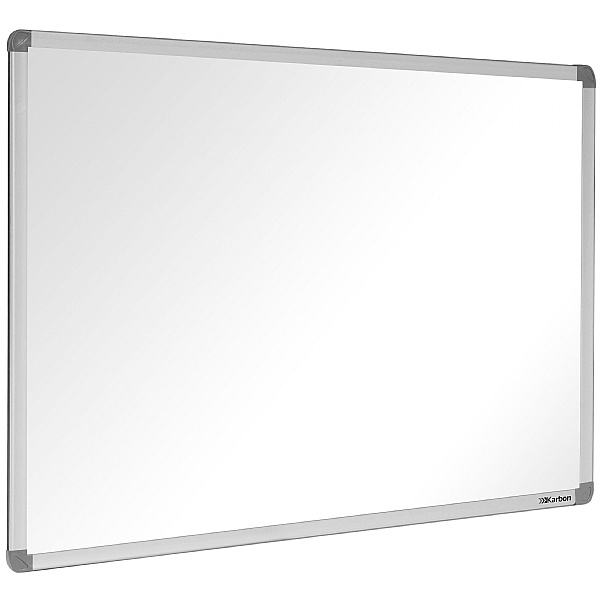 Karbon Magnetic Coated Steel Whiteboard with Magnets
