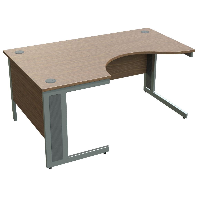 Sven X Range Cantilever Compact Ergonomic Desk Ergonomic Office Desks