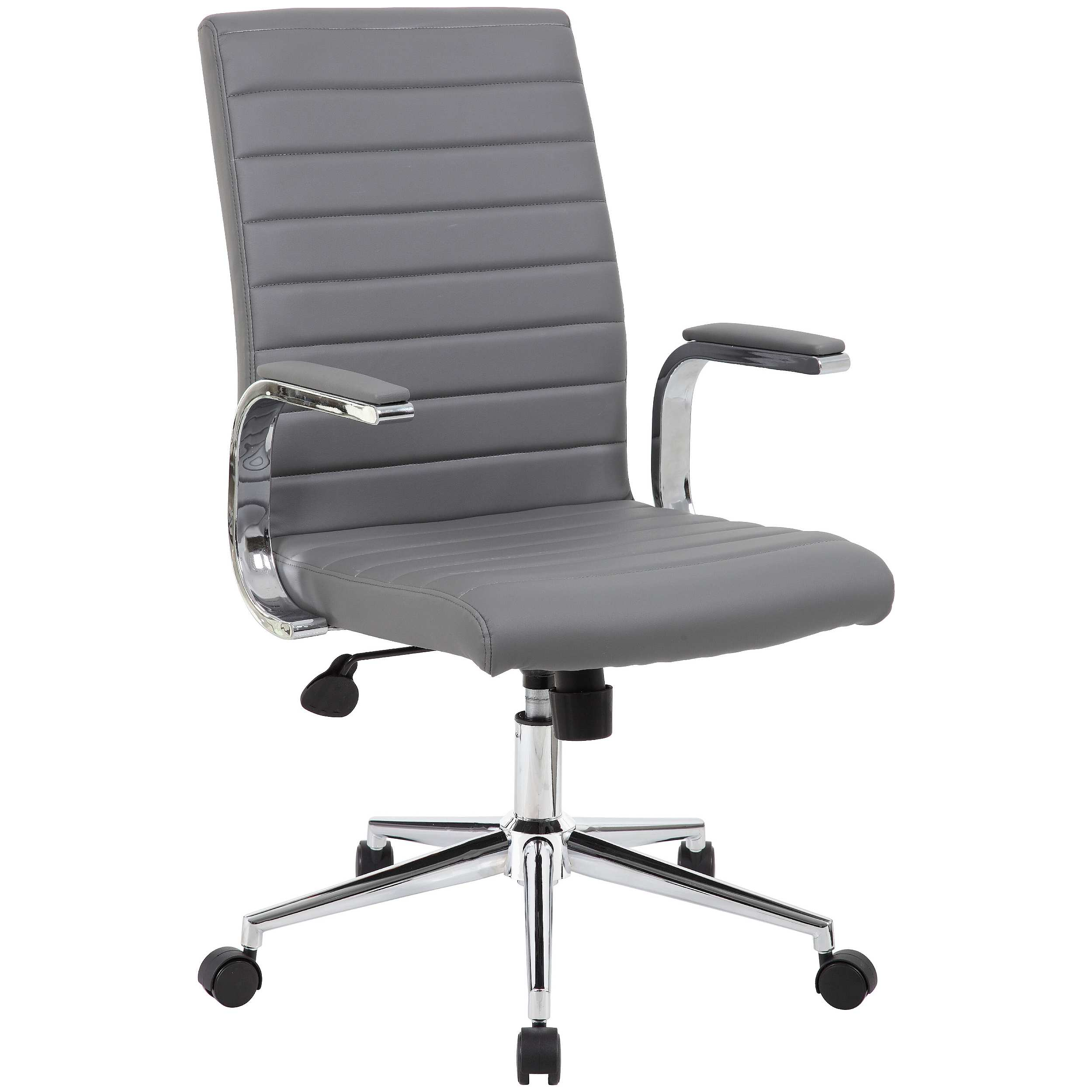 Roma Bonded Leather Manager Chair Executive Office Chairs
