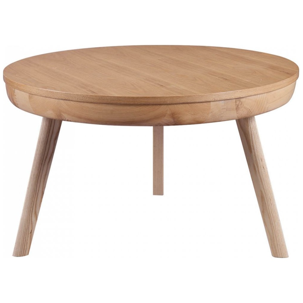 Pacific Round Coffee Table Coffee Tables