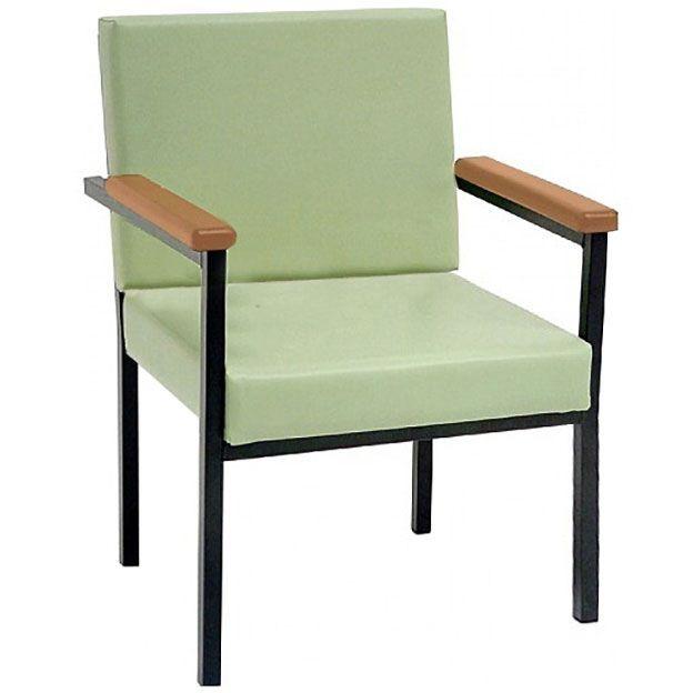 Dunham Sierra Vinyl Reception Armchairs | Reception Chairs