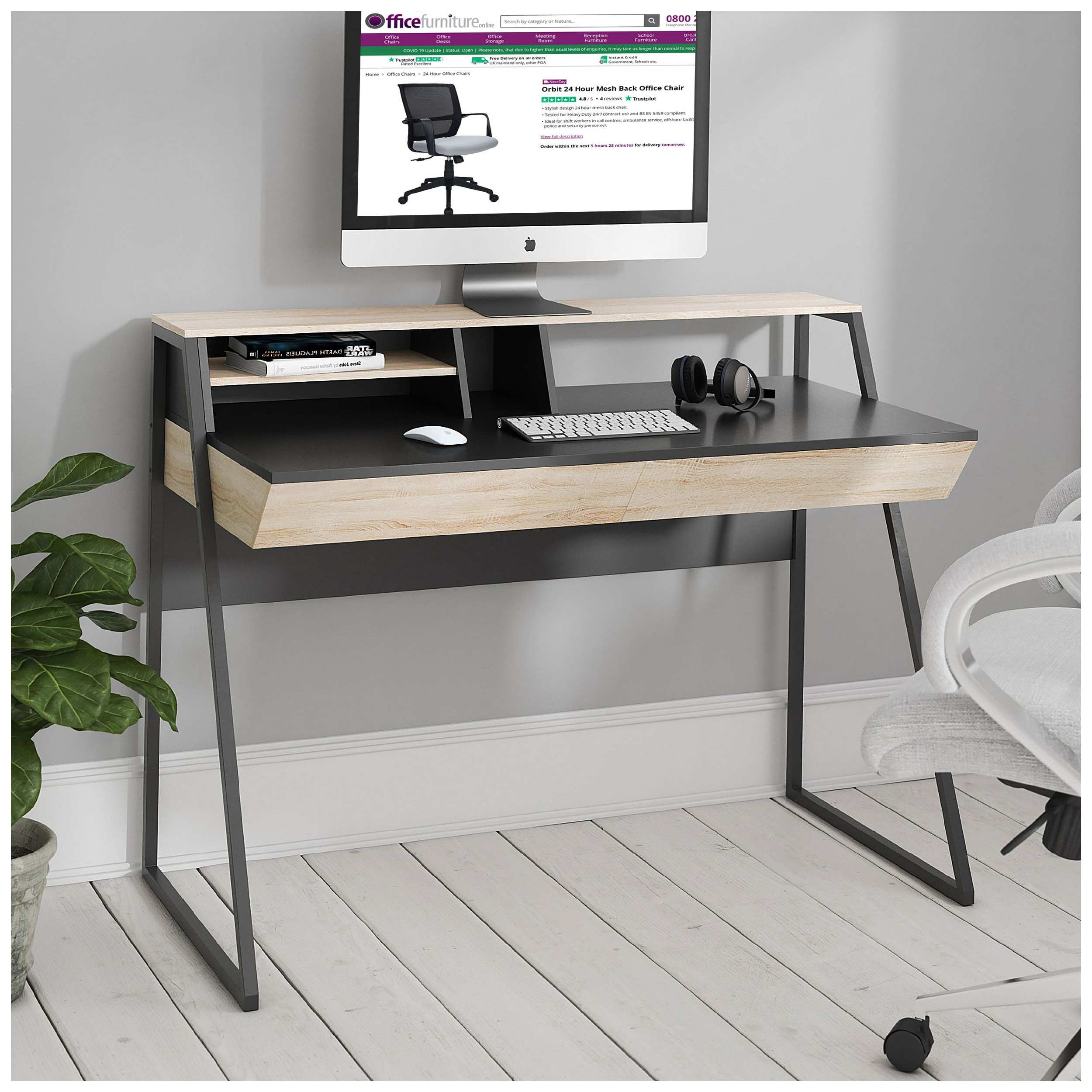 Vertex Home Office Desk Computer Desks