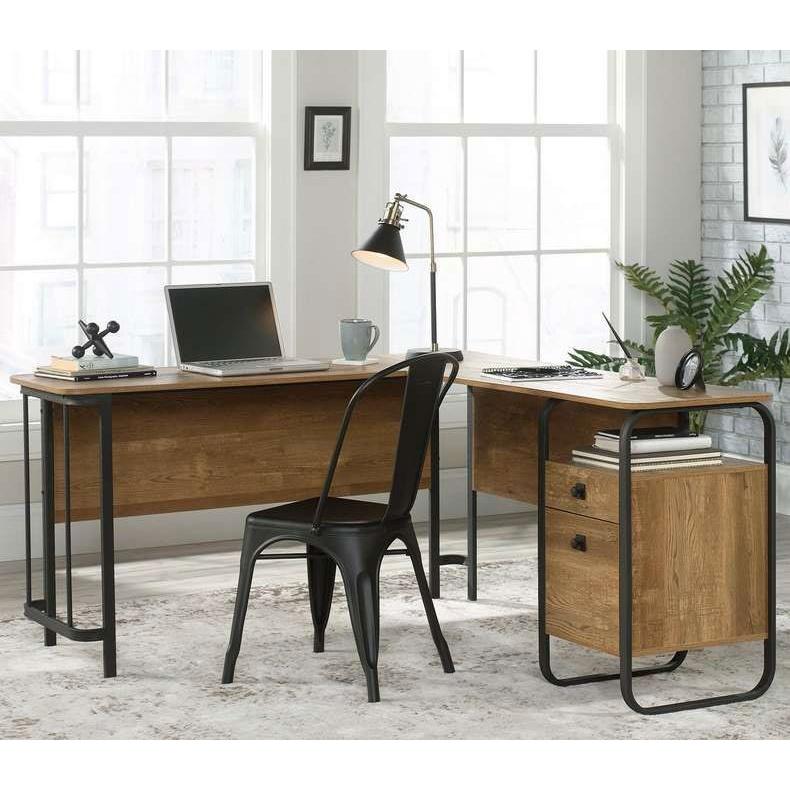Prime L Shaped Home Office Desk Free, Double Desk Home Office Uk